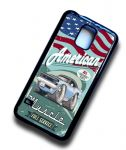 KOOLART AMERICAN MUSCLE Car Retro 67 Chevy Camero SS Case For Samsung Galaxy S5
